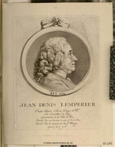 Jean Denis Lempereir